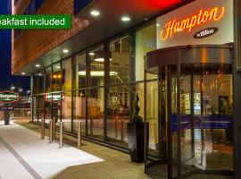 Hampton By Hilton Liverpool City Centre, hotel in Liverpool