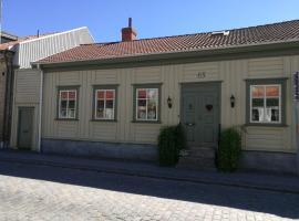 Ullabo Gårdshus, hotell i Varberg