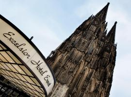 Excelsior Hotel Ernst am Dom, hotel near Cologne Cathedral, Cologne
