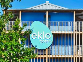 Eklo Hotels Le Havre, hotel a Le Havre