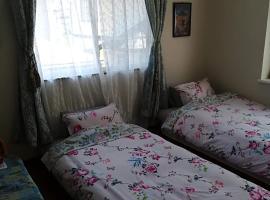Jukichi Owada Residence Twin Room