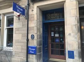 Montague Guest House, hotel near St Andrews - Strathtyrum Course, St. Andrews