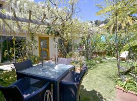 Le Cabanon de Monte-Carlo avec Jardin Privé, hotel en Montecarlo