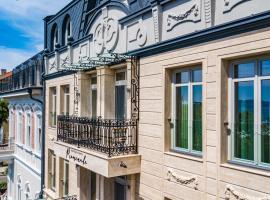 Boutique Hotel Promenade, hotel in Burgas