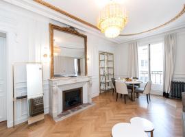 Champs Elysées - Lincoln Appartements, hotel en París