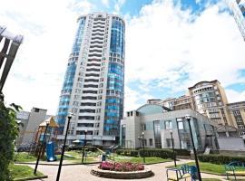 Apartamenty Akvamarin, апартаменты/квартира в Екатеринбурге