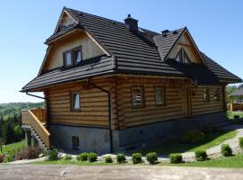 Chata Istebna – hotel w pobliżu miejsca Złoty Groń Ski Lift w Istebnej