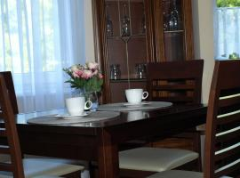 Apartament Familijny, self catering accommodation in Olsztyn
