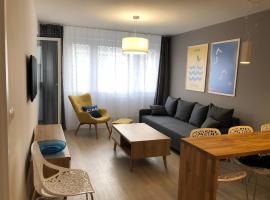 Apartament Złota 6