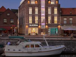 Hotel Dux, boutique hotel in Roermond