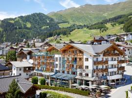 Hotel Tirol Fiss, hotel in Fiss