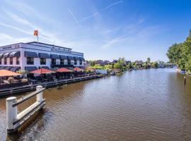 Viesnīca Van der Valk Hotel Leiden pilsētā Leidene