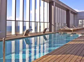 Hotel SB Diagonal Zero Barcelona 4* Sup, accessible hotel in Barcelona