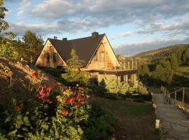 Jaworki Green Dream, hotel in Szczawnica
