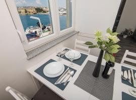 Apartmani Pleasure 1 i 2, luxury hotel in Zadar