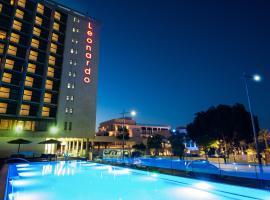 מלון לאונרדו טבריה, מלון בטבריה
