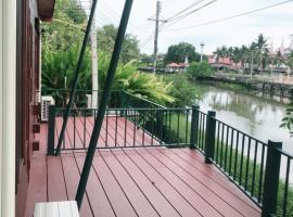 Nung Ni Bang Khon Thi Resort, hotel in Amphawa
