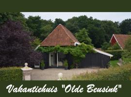 Olde Beusink, accessible hotel in Winterswijk