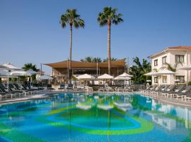 The King Jason Paphos - Adults Only, hotel in Paphos