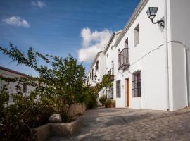 El Buen Sitio, hotel en Zahara de la Sierra