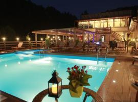 Best Western Plus Paradise Hotel Dilijan, hotel in Dilijan