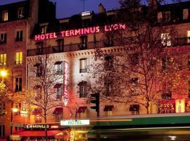 Hotel Terminus Lyon, hotel in Paris