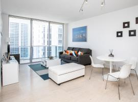 Beautiful 1BD/1BT Apartment in the heart of Brickell by Come To Miami