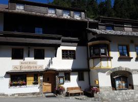Hotel Garni Friedheim