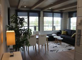 Naava Chalet Lumi 301, hotel in Ähtäri