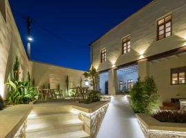 Aelios Design Hotel, hotel in Chania