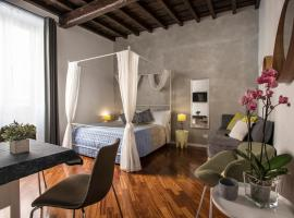 Apartment Near Trevi Fountain
