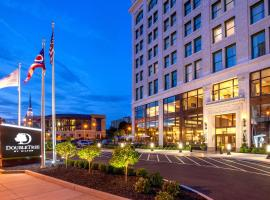 Doubletree By Hilton Youngstown Downtown, hotel in Youngstown