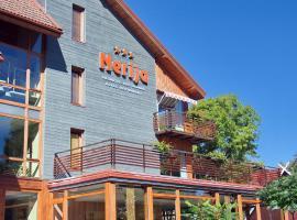 Nerija, viešbutis mieste Nida