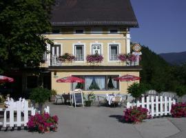 Gasthof Staudach, Hotel am Strand in Hollenstein an der Ybbs