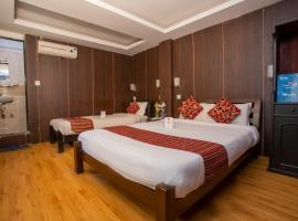 Traveler's Holiday Inn, Hotel in Kathmandu