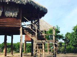Pousada Ecológica: Portas da Amazônia Lençóis