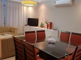 Apartamento Prático e Aconchegante
