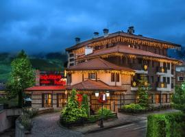 Бутиков Хотел Уникато, хотел в Банско