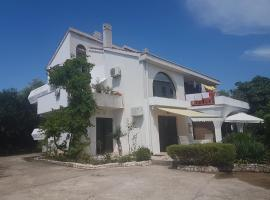 Villa Sekki, hotel in Krk
