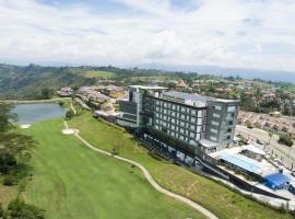 Punta Diamante Premium Hotel, hotel in Bucaramanga