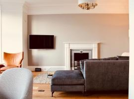 30B The Scores - 2018 luxury sea view apartment, hotel near St Andrews - Strathtyrum Course, St. Andrews