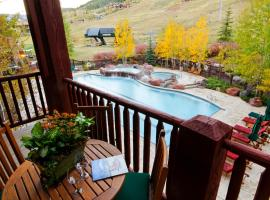 The Ritz-Carlton Aspen 3 Bedroom Luxury Residence Club Condo