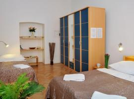 Pension Prague City, hotel near Zizkov Television Tower, Prague
