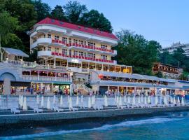 RussoTuristo Hotel, hotel Szocsiban