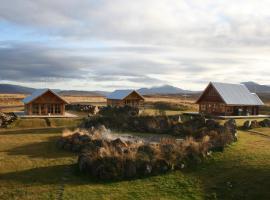 Hestasport Cottages, vacation home in Varmahlid