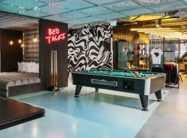 The Student Hotel Amsterdam West, hotel dicht bij: Holland Casino Schiphol Airport, Amsterdam