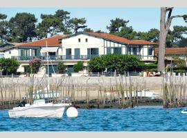 Estivel - Cap Ferret - T2 Duplex 2/4 pax, Hotel in Cap Ferret