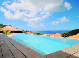 Villa infiniti swimming pool