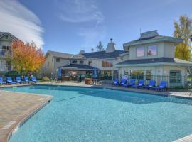 The Beach Retreat & Lodge at Tahoe, family hotel in South Lake Tahoe