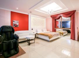 여수 봉산 쉘스톤 호텔